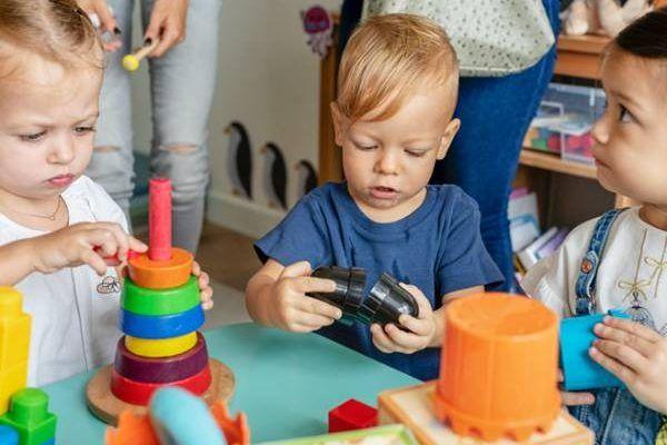 Батькам малюків: розпочались заняття для дітей 2-4 роки
