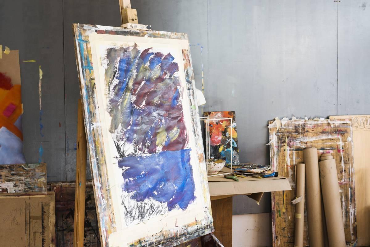 """Виставкова зала """"Мистецька палітра"""""""