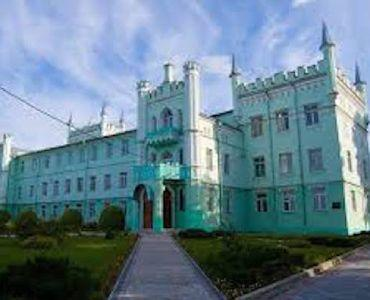 Білокриницький замок