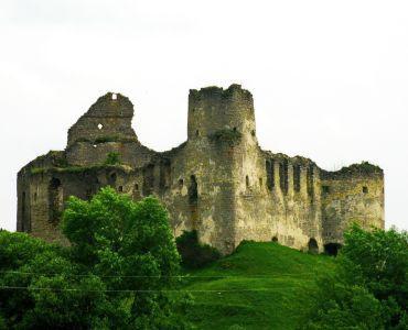 Сидорівський замок