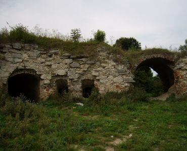 Залозецький замок