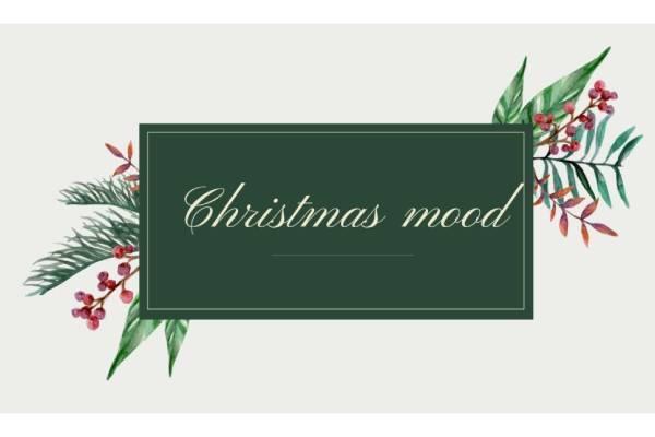 "Книжкова виставка ""Christmas mood"""