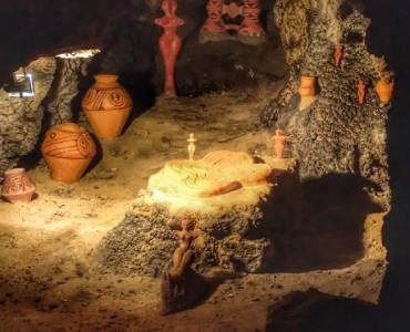 Печера–музей трипільської культури «Вертеба»